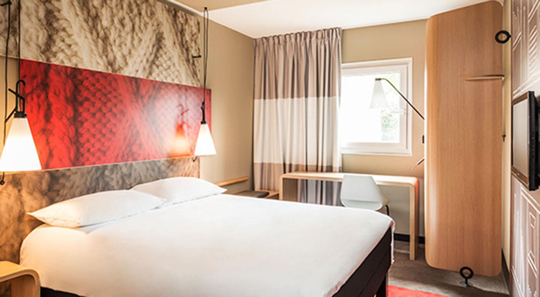 Ibis Suíte Room