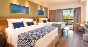 Conforto é essencial em um quarto de hotel