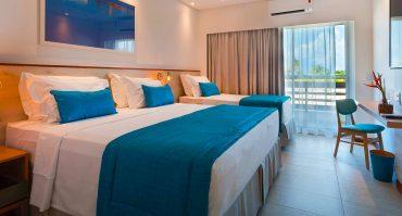 Veja alguns hotéis em que VAG Confecções está presente