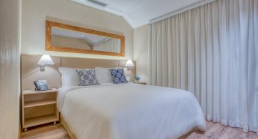 Qual o modelo perfeito para a cortina de hotel?
